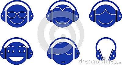 Emociones de los auriculares