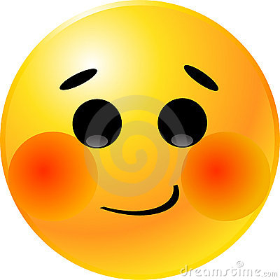 emoticon smiley face royalty free stock images image