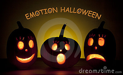 Emotion Halloween