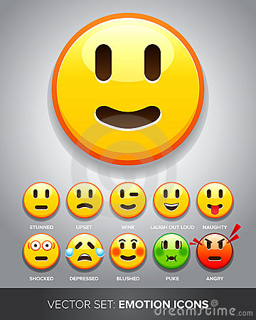 Emotion Icons