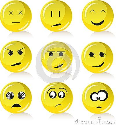 Emotion smiles