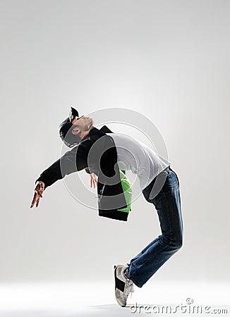Emotional dance move