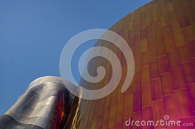 The EMP Museum Editorial Image