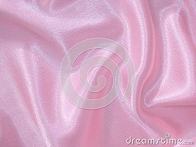 Empalideça - o fundo de seda cor-de-rosa