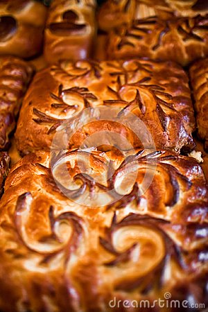 Empanadas hechas en casa
