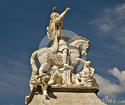 Emperor Charles VII