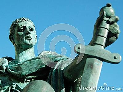 Emperor Constantine 3 Editorial Image