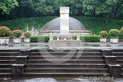 Emperor s tomb