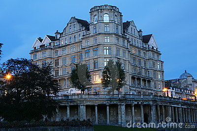 The Empire Hotel Bath