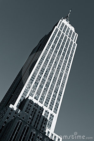 Empire state Editorial Image