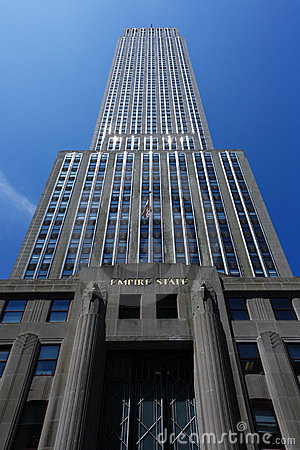 Empire State Editorial Photo