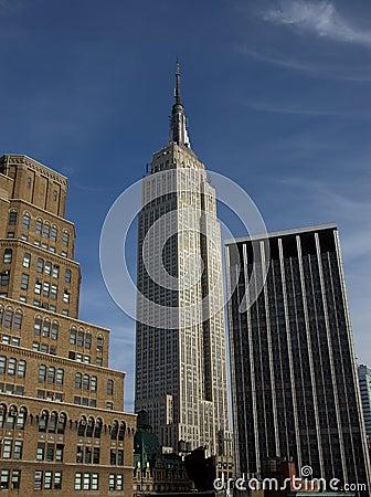 Empire State Editorial Photo