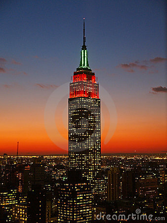 Empire State Building Royalty Free Stock Photos - Image: 1562488