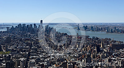 Empire State Building Fotografia Stock Editoriale