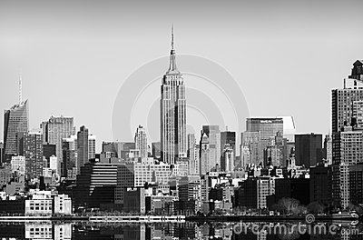 Empire State building Editorial Photo