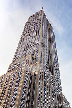 Free Empire State Building In Manhattan In New York City Stock Photos - 30155863
