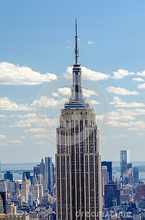 The Empire State Building, New York Editorial Image
