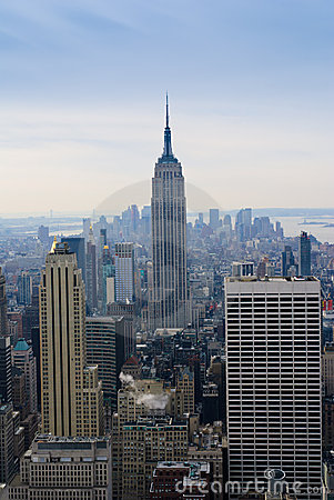 Empire State Building New York, USA Editorial Stock Image