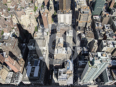 Empire State Building Shadow