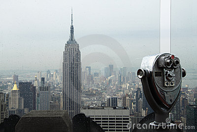 Empire State Bulding Editorial Photo