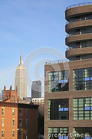 New York City Editorial Photo
