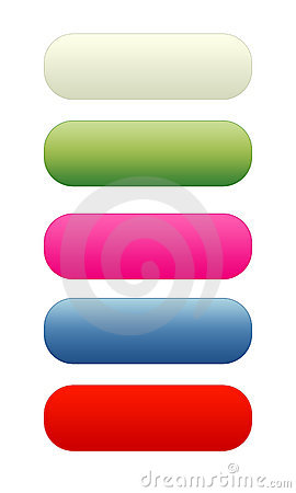 Free Empity Web Button Set [03] Royalty Free Stock Image - 6244096