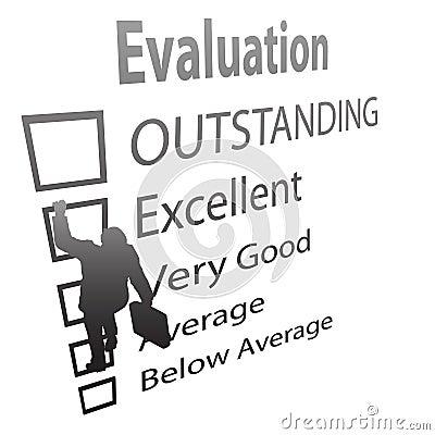 Employee Climbs Up Evaluation Improvement Form