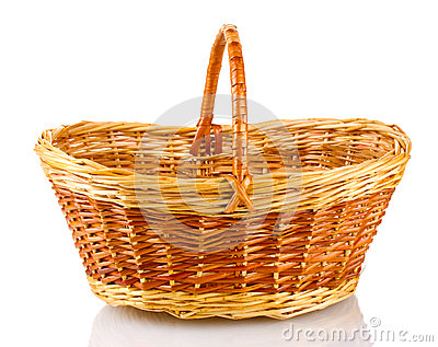 Empty basket