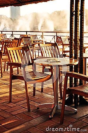 Free Empty Cafe Stock Photos - 15365843