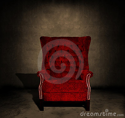 Free Empty Chair Royalty Free Stock Images - 4359379
