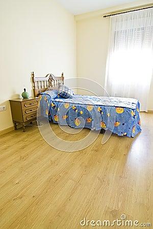 Empty child room