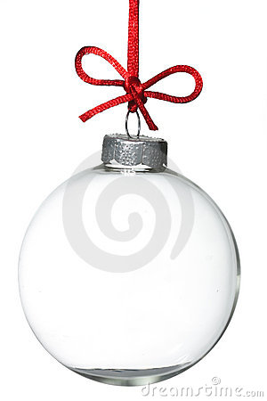 Free Empty Christmas Ornament Royalty Free Stock Images - 11711739