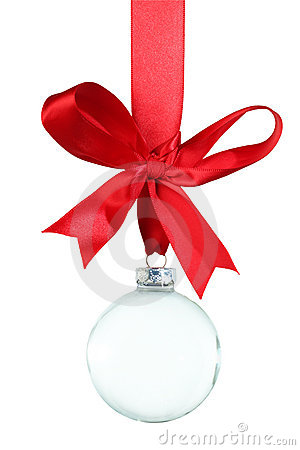 Free Empty Christmas Ornament Stock Images - 16691094
