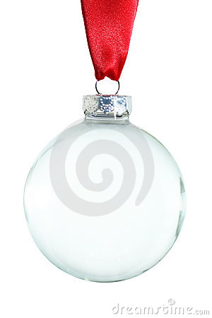 Free Empty Christmas Ornament Stock Photography - 16782442