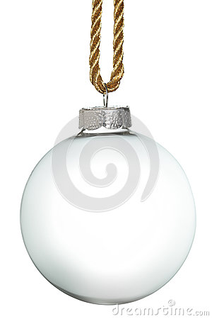 Free Empty Christmas Ornament Stock Photos - 27559893