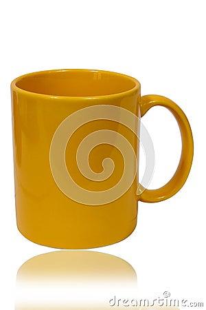 Free Empty Coffee/tea/milk Cup Royalty Free Stock Image - 15948366