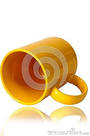 Free Empty Coffee/tea/milk Cup Stock Photography - 15948432