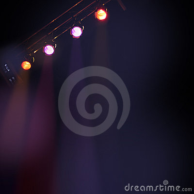 Empty Disco Background Atmosphere Royalty Free Stock Image - Image: 19039826