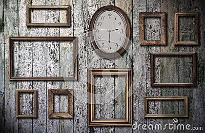 Three Frame Wall Art