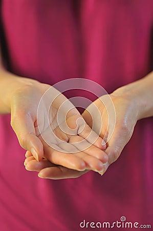 Empty Hand Series 3