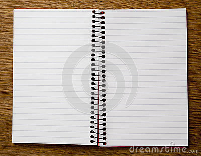 Empty Lined Paper Photography Image 31575402 – Double Lined Paper
