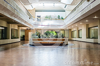 Empty Mall (2 of 2)