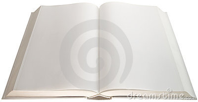 Empty pages cutout
