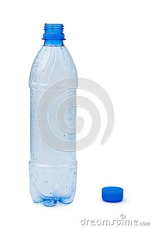Free Empty Plastic Bottle Stock Photography - 4376182
