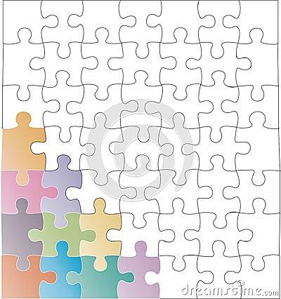 Empty puzzles