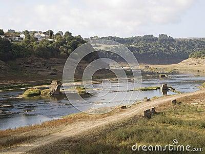 Empty reservoir