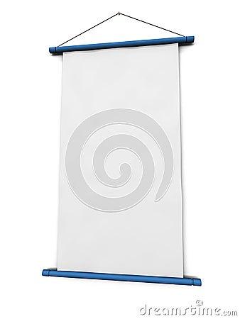 Empty roll chart