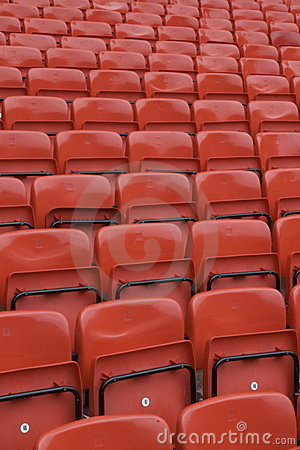 Free Empty Seats Royalty Free Stock Photos - 10741188