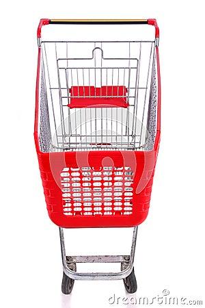 Empty a shopping cart