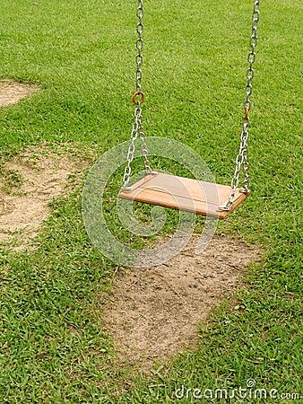 Free Empty Swing - 1 Royalty Free Stock Photo - 1988375